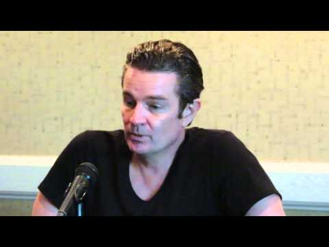 """James Marsters talks about working on """"The Devil You Know"""""""