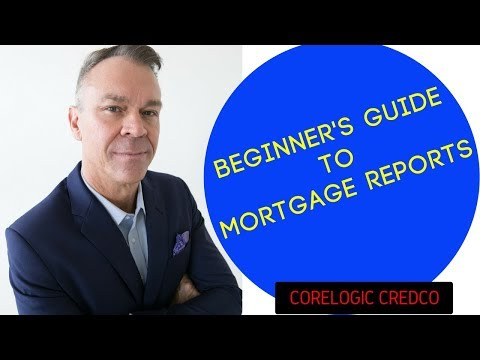 Credit Sense Credit Report Tutorial Series | CoreLogic Credc