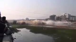 Çin Malı Köprünün Yıkılışı