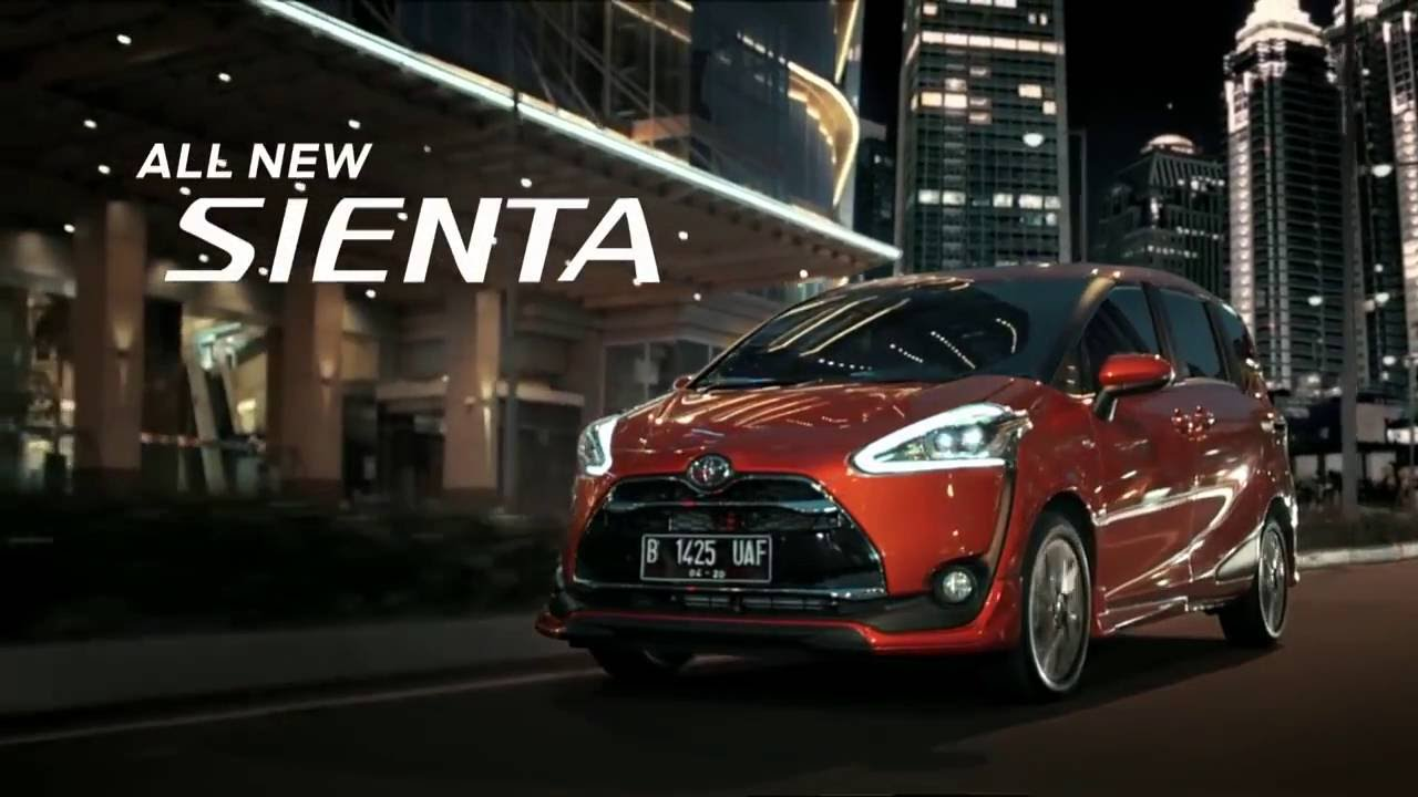 All New Toyota Sienta 7 Seater Mini Mpv Power Sliding