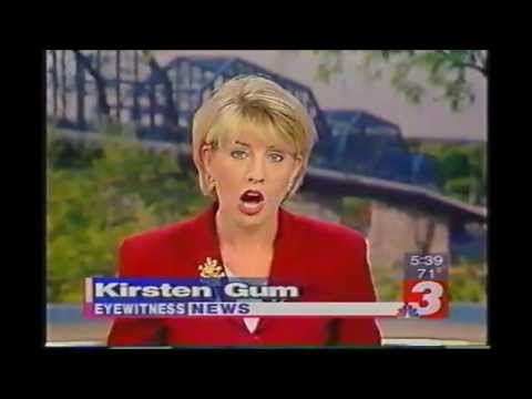 Eyewitness  Sunrise WRCB Chattanooga A Block from June 27, 1997