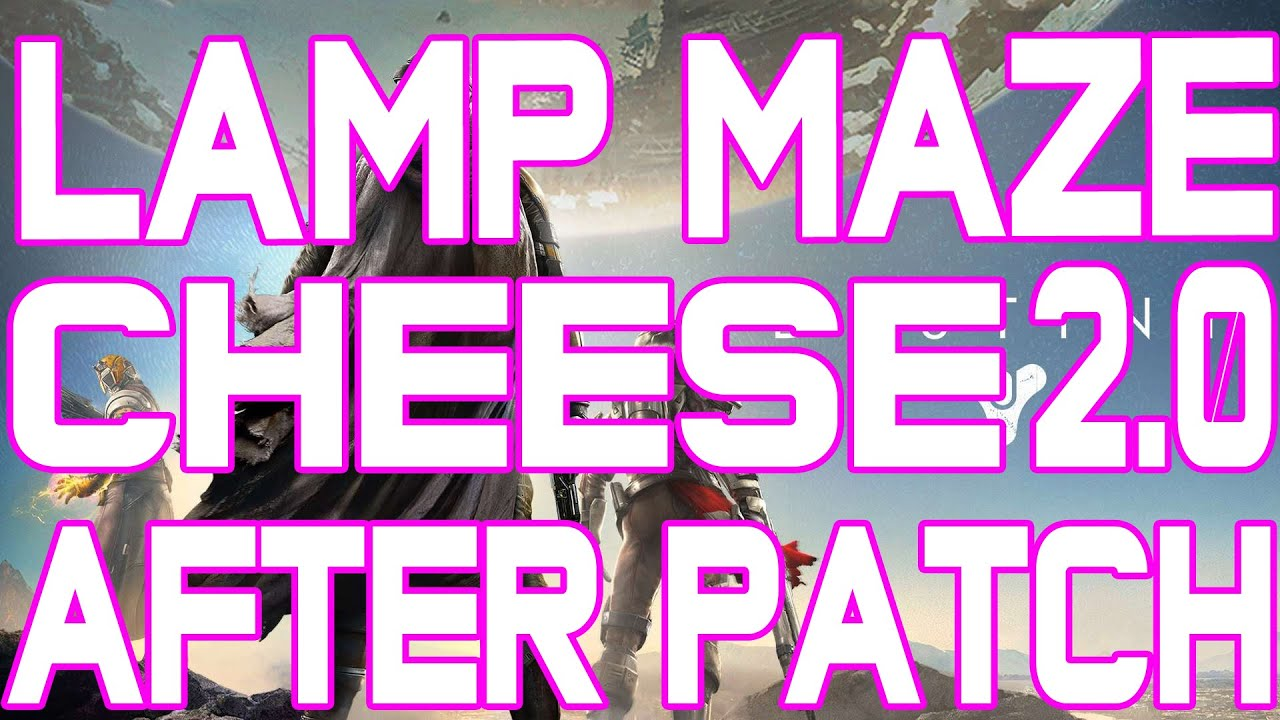 Destiny how many lamps are in crotas end - Destiny New Crota S End Lamp Maze Warlock Solo Cheese Warlock Solo Works After Patch 1 1 0 4 Youtube