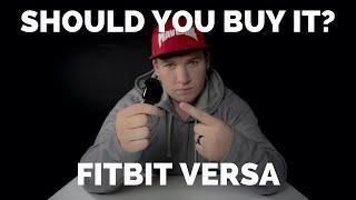 Should you buy it? Fitbit Versa - Wearable Fitness Tracker