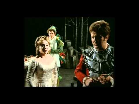 "Edith Mathis - W.A. Mozart ""Die Zauberflöte"" ""Ach, Ich fuhls"""