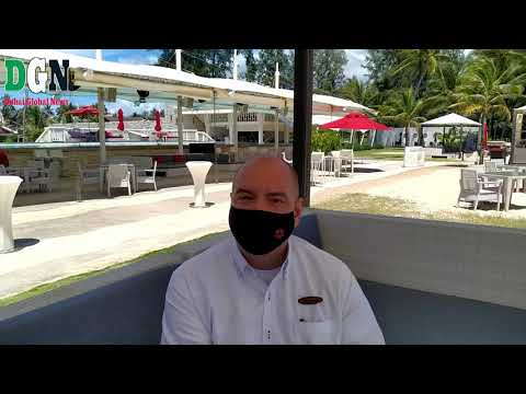 interview with Michal Zitek  .. the area General Manager for ANGSANA hotels and Resorts