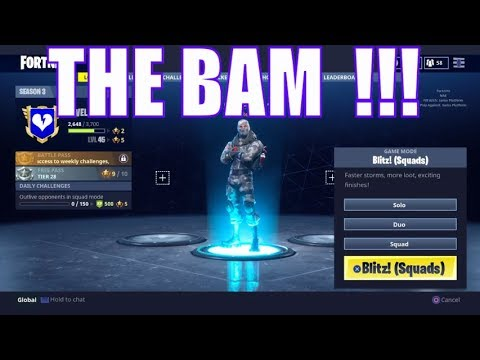 NEW FORTNITE BLITZ MODE !!! EPIC GAMES !!! FORTNITE PC PS4 !!!