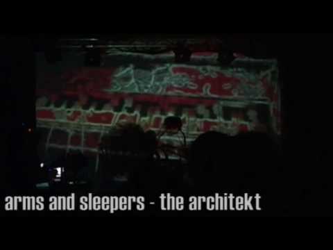 "Bedroomdisco TV: Arms and Sleepers - ""Matador"" & ""The Architekt"" live (06.01.10)"