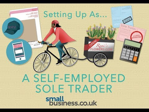 How To Become A Sole Trader