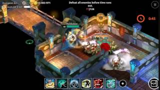 Dungeon 62 - Best Hellfire Sword farm and Gold run  ( Dungeon Legends )