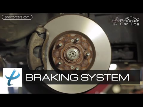 Why Do My Brakes Squeak? - Brakes, Rotors, Brake Pads  - When to Replace Brakes