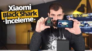 Sıvı soğutma ve 8 GB RAM ile oyun deneyimi nasıl? Xiaomi Black Shark inceleme!