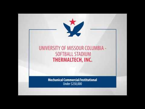 Thermaltech, Inc. / University of Missouri Columbia - Softball Stadium