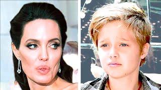 ТАЙНАЯ ЖИЗНЬ детей Анджелины Джоли и Брэда Питта ИЗНУТРИ