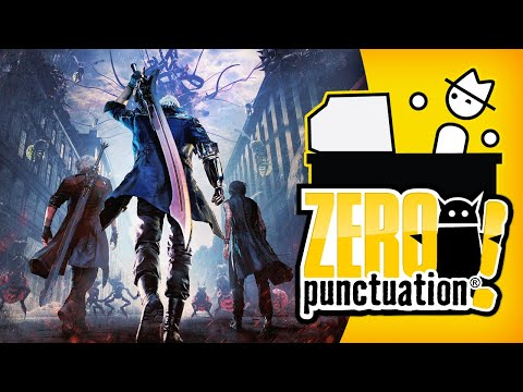 Devil May Cry 5 (Zero Punctuation) thumbnail