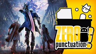 Devil May Cry 5 (Zero Punctuation) (Video Game Video Review)