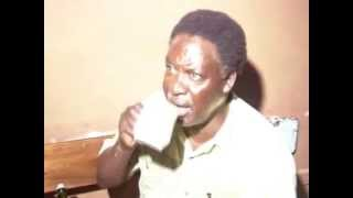 MICHAEL SATA DRINKING ' TEA' OR 'COFFEE' 28 11 1991