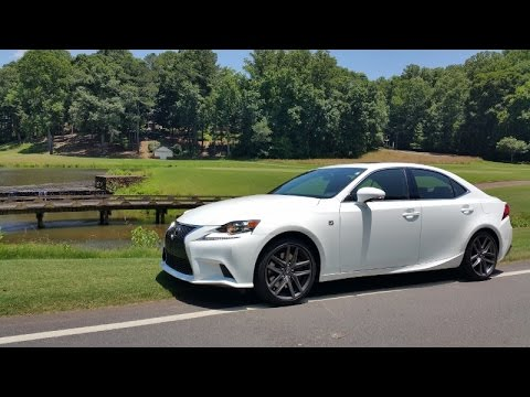 2016 Lexus Is 200t Update More Efficient And Faster Too