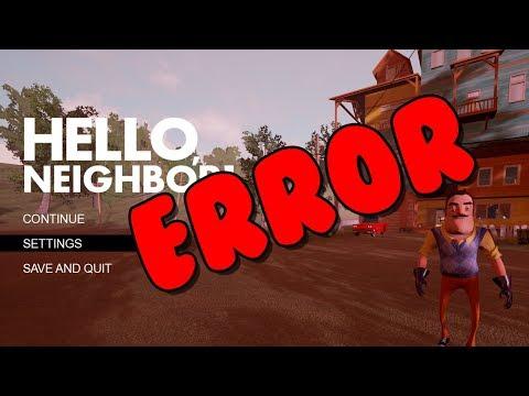 ROMPEMOS EL JUEGO * BUG * | Hello Neighbor Act 3 (Parte 2)