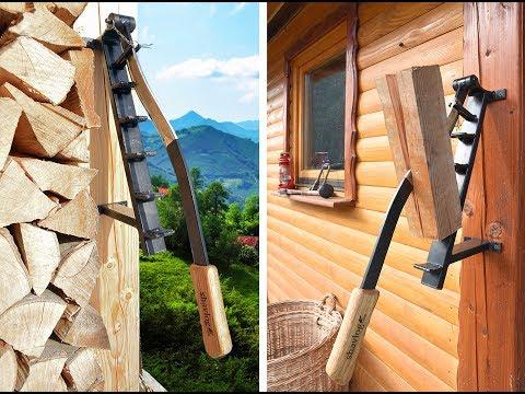 Shavlog - The Easiest Wood Splitter & Kindling Maker
