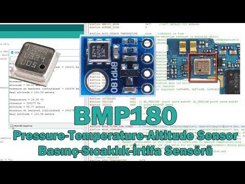 Arduino BMP180 Kullanımı
