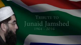 Gambar cover Junaid Jamshed - Spiritual Chords Tribute from South Africa
