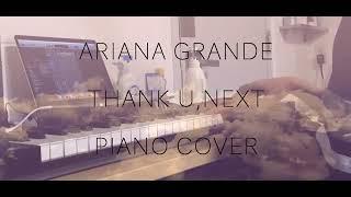 #ArianaGrande #thankYouNext en Piano thank you next - Ariana Grande 💜