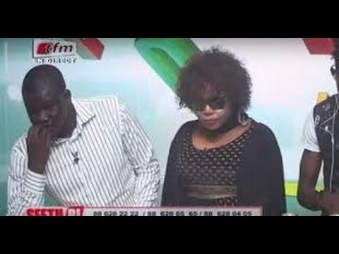 Amina Poté de retour à la TFM voici l'interview Youssou Ndour m' a dit...