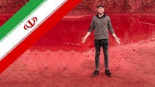 Is this Mars?! Exploring Hormuz Island | Iran 🇮🇷 2019
