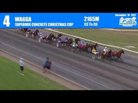 WAGGA - 16/12/2017 - Race 4 - SUPERMIX CONCRETE CHRISTMAS CUP