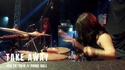 KAMALA - Take Away @ Isabela Moraes - Live at Prime Hall (Drum Cam)