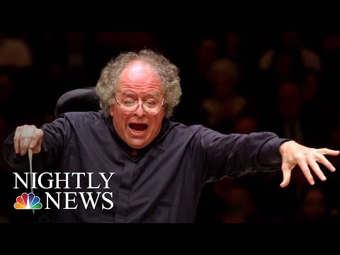Metropolitan Opera To Investigate Conductor James Levine For Sexual Misconduct | NBC Nightly News
