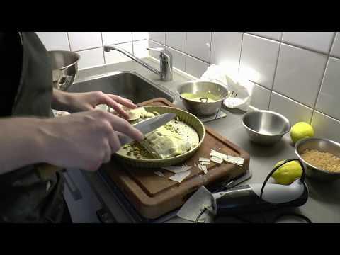 A Simple Meal with SBREBrown: Lemon Baklava