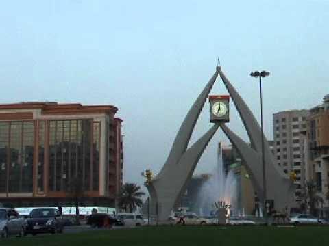 Dubai Story Deira Clocktower 2552-07-23 เจโอ๋ผจญภัย DSCF4081.AVI