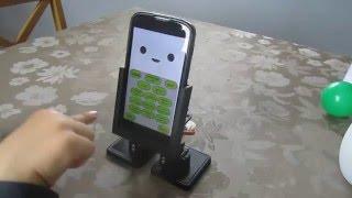 Mobbob zweibeiniger Robotter aus dem 3D Drucker