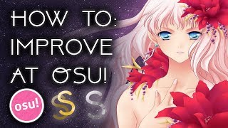 osu!   How to improve at any rank