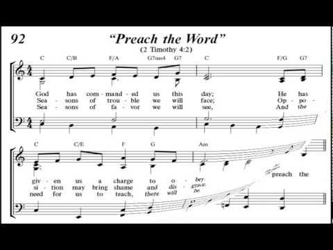 Sing to Jehovah Song #92