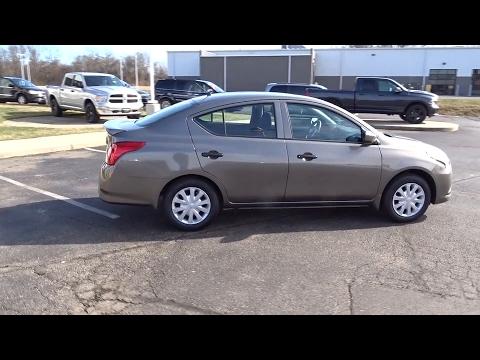 2017 Nissan Versa Columbus, Lancaster, Central Ohio, Newark, Athens, OH C27057A
