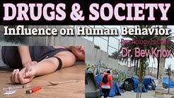 Intro to Drugs, Society & Human Behavior