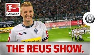 4-1! Reus and Gladbach Dismantle Wolfsburg