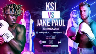 KSI vs Jake Paul - [Fight Trailer] #1