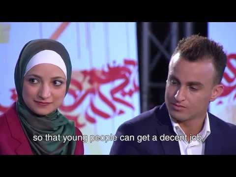 Hiwar Mushtaraq - Youth and the Future of Libya (English Subtitles)