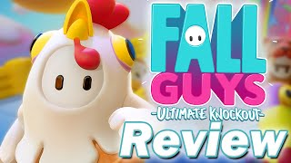 Fall Guys: Ultimate Knockout Review (PC, PS4) (Video Game Video Review)