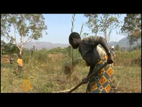 Burundi's farmland crisis