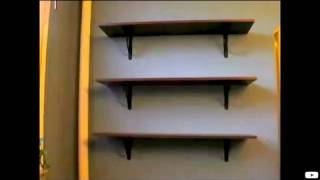 Diy Shelves, Threadbanger