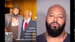 Baba Dick Gregory Goes H.A.M. On Suge Knight
