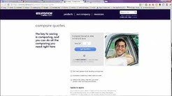 Online Car Insurance Quotes Comparison and Rates