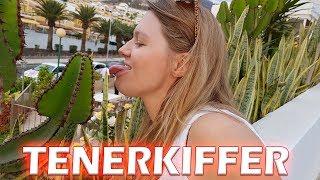 TENERIFFA KIFFER URLAUB - TEIL 1 - Besser als Amsterdam?
