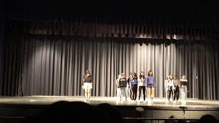 Fairfax HS International Day K-pop Black Pink