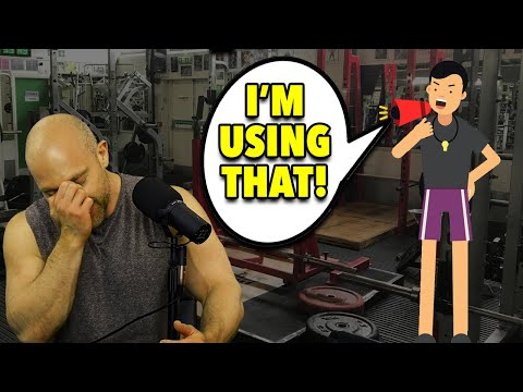 8 Unwritten GYM Rules That Are Beyond DUMB!!
