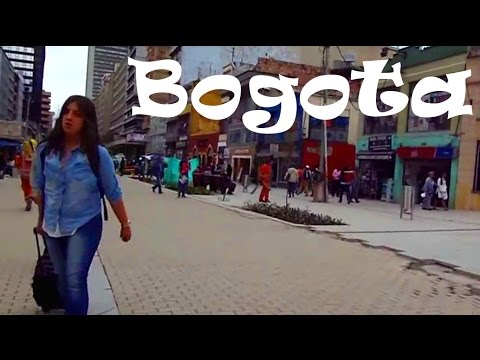 Colombia Travel: Exploring BOGOTA (Capital of Colombia)